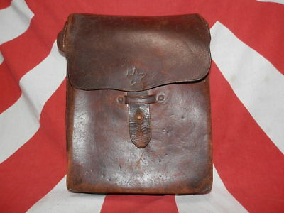 WW2 Japanese Army Officer Bag.Good.