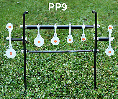 Heavy Duty Spinning,Spinner,PlinkingTargets for Airguns & Air Rifles, PP9