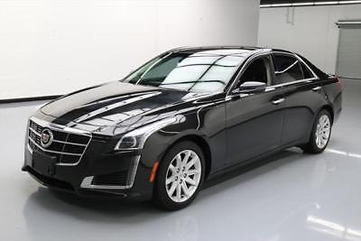 2014 Cadillac CTS Luxury Sedan 4-Door 2014 CADILLAC CTS 2.0T LUX AWD CLIMATE LEATHER NAV 37K #131754 Texas Direct Auto
