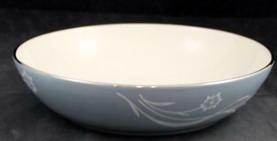 Flintridge REVERIE STRATA BLUE Round Vegetable Bowl GREAT CONDITION