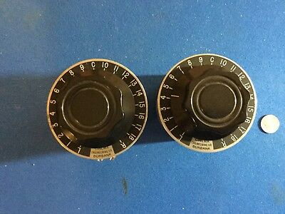 Two Cinema Engineering 600/600 Attenuators w/Knob & Plates