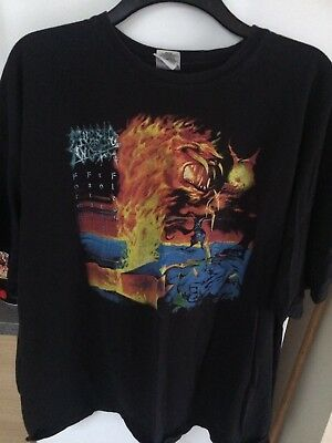 Morbid Angel T-Shirt - 3XL - Formulas Fatal to the Flesh