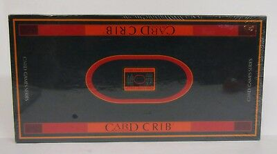 * Rare 1993 * Card Board Crib * For Cribbage Lovers * NOS * Factory Sealed *