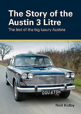 The Story of the Austin 3 Litre