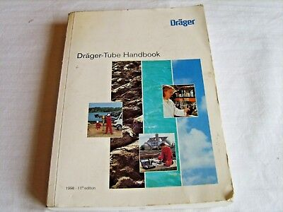Drager Tube Handbook 11th edition very good used condition
