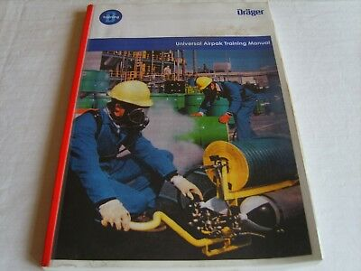 Drager Universal Airpak training manual very good used condition