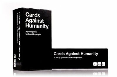 Cards Against Humanity Party Game 600 Cards White and Black Version 2.0