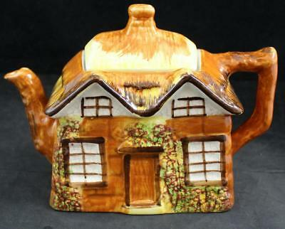 Price YE OLDE COTTAGE Teapot with Lid GREAT VALUE crazing