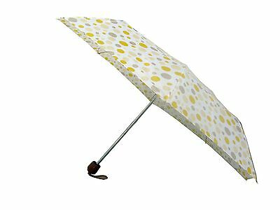 Compact Folding Polka Dot umbrella, Small folding umbrella, Polka dot umbrella