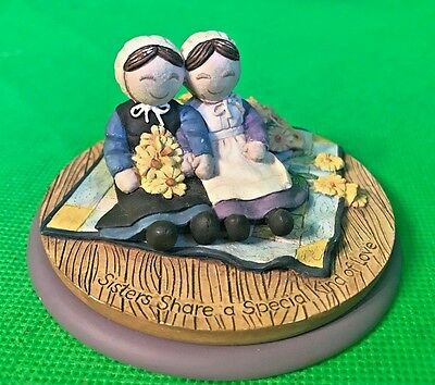 The Amish Heritage Collection Simple Blessing Sisters by Ann M. Dezendorf #29005