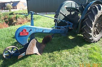 "Turnall Deep Digger Plough, Made Primarily To Be Used With Fordson ""n"" Tractors"