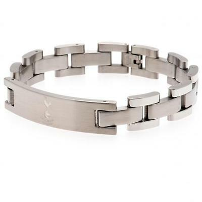 Tottenham Hotspur Bracelet Stainless Steel Official Licensed Football Product