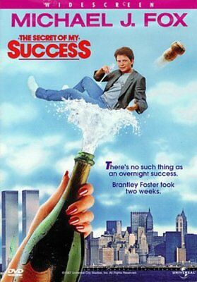The Secret of My Success [New DVD] Widescreen