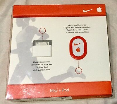 Nike + iPod Wireless Transmitter Apple iPhone 3GS, iPod Touch 2nd Gen, Any Nanos