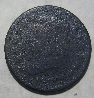 1812 Large Cent Damaged Take a Look