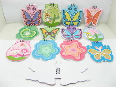 20 New Message Note Memo Pad Notebooks Assorted
