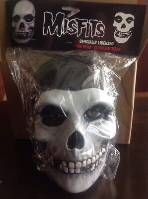 "The Misfits ""FIEND"" Vacuform Mask New"