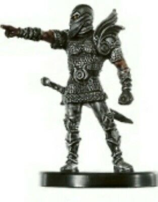 Dungeons and Dragons Miniatures - Aasimar Fighter 1/60 WOTDQ