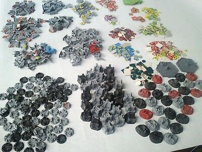 Large Lot of MIGHTY EMPIRES Miniatures Markers Citadel Games Workshop Warhammer