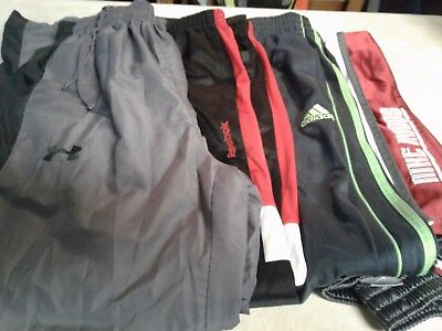 Lot of 4 Boy's Large Athletic Pants