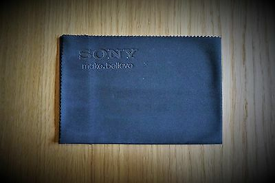 Sony Lens / Phone Cleaning Cloth High Quality - Pack of 3 - large size