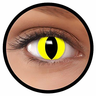FXEYEZ® Lentillas de Color ideal para Halloween.