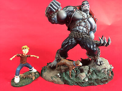 Pitt Statue - Dale Keown & Clay Moore - Limited Edition #537