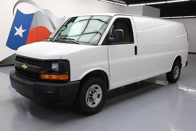 2016 Chevrolet Express  2016 CHEVY EXPRESS 2500 EXT CARGO PARTITION WALL 15K MI #260655 Texas Direct