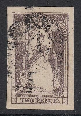 Victoria   Queen on the Throne   used    letters H-N  Position 33