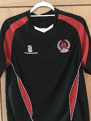 Clyde FC Match Worn Shirt Squad Number 6 size Large