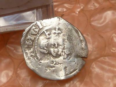 Edward III 1327-1335 Silver Penny Medieval Hammered Coin #A