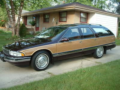 1996 Buick Roadmaster Limited 1996 Buick Roadmaster Limited Estate Wagon - Exceptional. Needs nothing.
