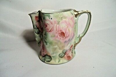 Royal Bayreuth Rose Tapestry Small Pitcher