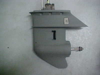 9.9 15hp JOHNSON EVINRUDE- LOWER UNIT 1997 TWO CYL SHORT SHAFT