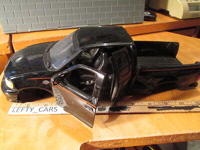 ERTL Harley Davidson F-150 BODY (4DOOR) SCALE 1/18 - DIORAMAS FOR PARTS (1750SS)