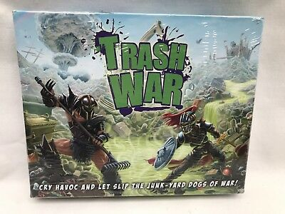 Trash War - One of the best fast-action card games for two to five people