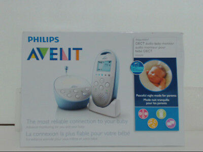 NEW Philips SCD570 Avent Dect Baby Monitor $200