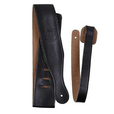 Adjustable Soft Leather Thick Strap for Electric Acoustic Guitar Bass 2Colors