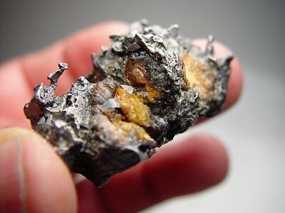 Best Quality! Supreme Crystal Nugget! Stable! Amazing Admire Meteorite 45.2 Gm