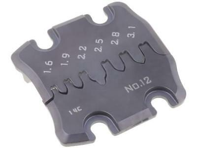 FUT.PAD-12S Crimping jaws Application FUT PAD-11FUT PAD-12FUT PAD-13 PAD-12S