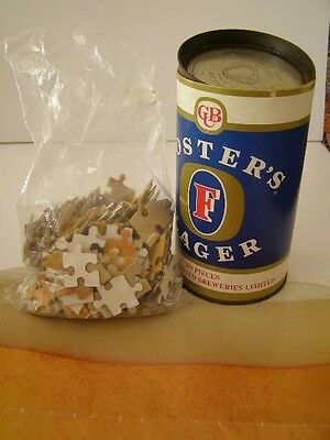 Vintage Fosters Jigsaw Puzzle 250 pieces