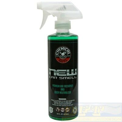 Chemical Guys New Car Profumo, New Car Smell 473 Ml, 29,49EUR / Litro