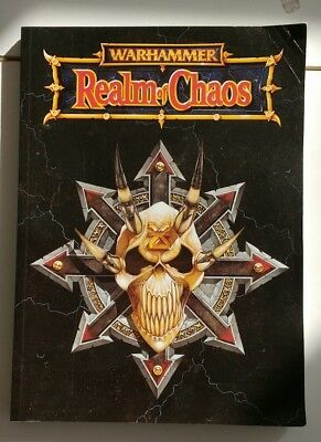 Realm of chaos army book 1997