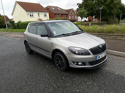 Skoda Fabia Monte Carlo 1.4tdi Left Hand Drive French Registered 5 speed