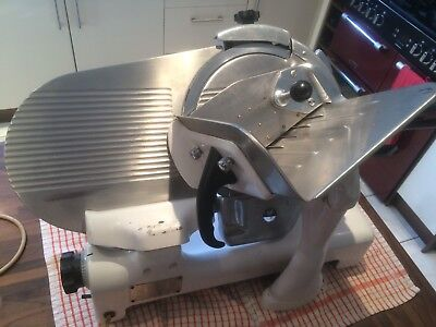Berkels And Parnall Vintage  Meat Slicer