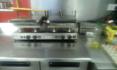 VELOX -SILESIA CG2 VelOx CG-2 High Speed Grill Panini Double Contact Griddle