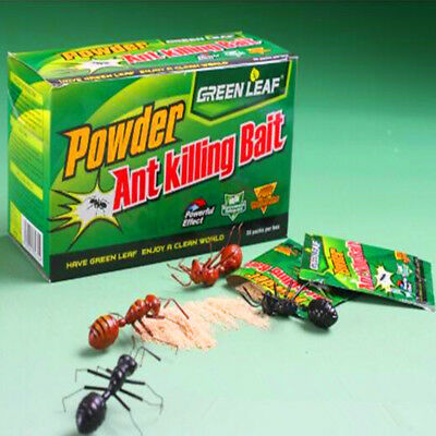 50x Powder Killing Bait ant Killer Effective Miraculous Insecticide Green Leaf