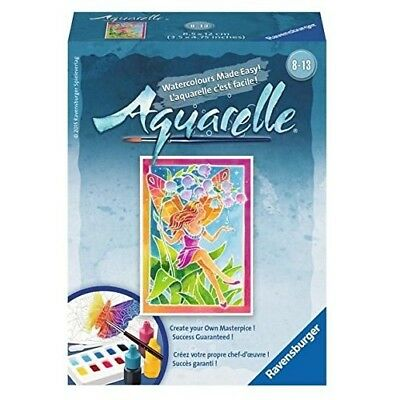 Ravensburger Aquarelle Fairy - Arts & Crafts Kit Playset. Shipping Included