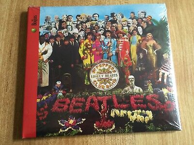 The Beatles - Sgt. Pepper's Lonely Hearts Club Band (CD 2009 REMASTERED) SEALED