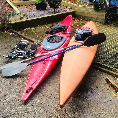 Perception Kayak and one other ,Job Lot